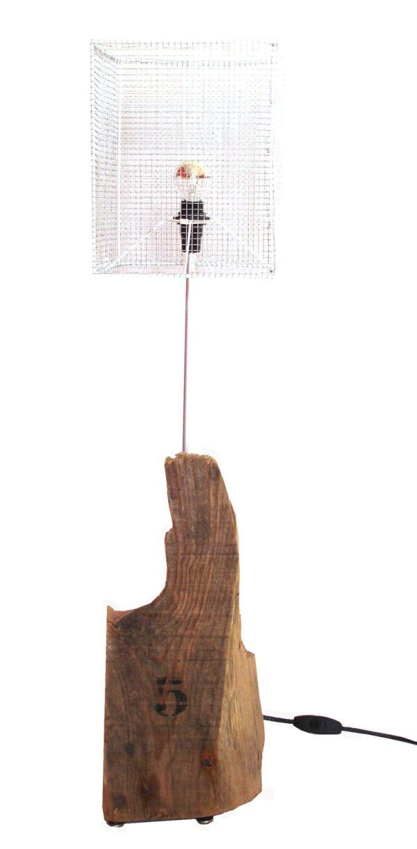 les lampes et la d co r cup de carotte bricole succ s design fashion. Black Bedroom Furniture Sets. Home Design Ideas